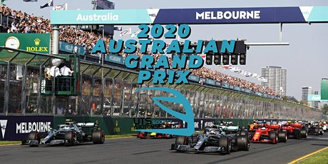 Australian Grand Prix 2020 tickets
