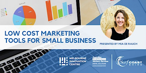 Low Cost Marketing Tools for your Small Business - Surf Coast