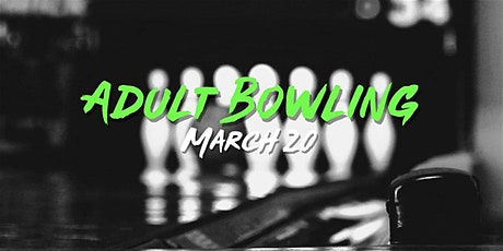 Adult Bowling tickets
