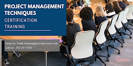 Project Management Techniques Certification Training in Kingston, ON tickets