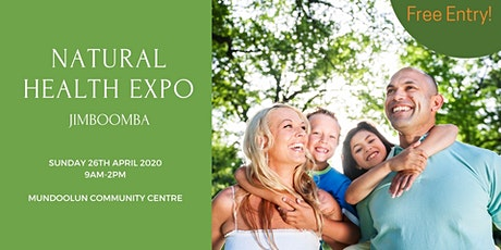 Natural Health Expo Jimboomba 2020 tickets