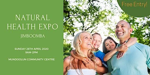 Natural Health Expo Jimboomba 2020