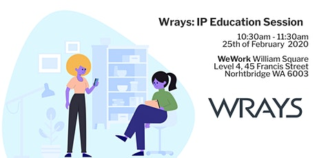 An Introduction to IP - Education Session tickets