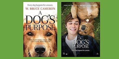 Movie Book Club (A Dog's Purpose) - Gisborne tickets