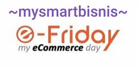 eFriday eCommerce day tickets