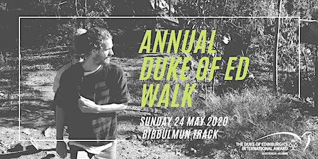 Annual Duke of Ed Walk tickets
