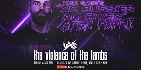 VXS: Violence of the Lambs! tickets