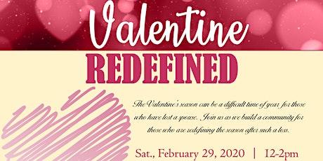 Valentine Redefined tickets
