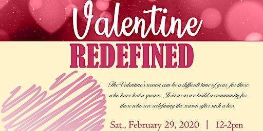 Valentine Redefined