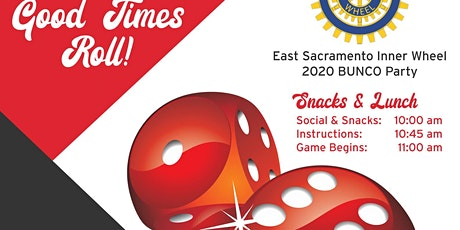 2020 Bunco Party Fundraiser tickets