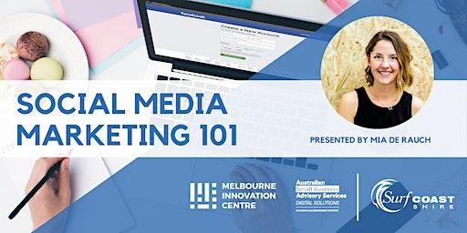 Social Media Marketing 101 - Surf Coast