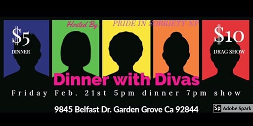 Dinner with Divas