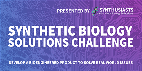 Synthetic Biology Solutions Challenge 2020 tickets