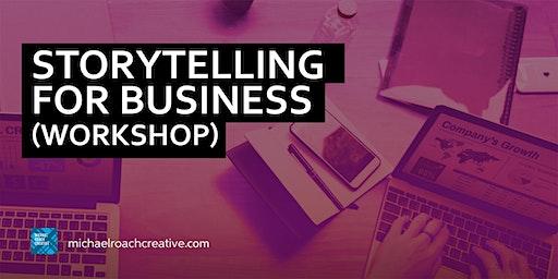 Storytelling for Business (Workshop)