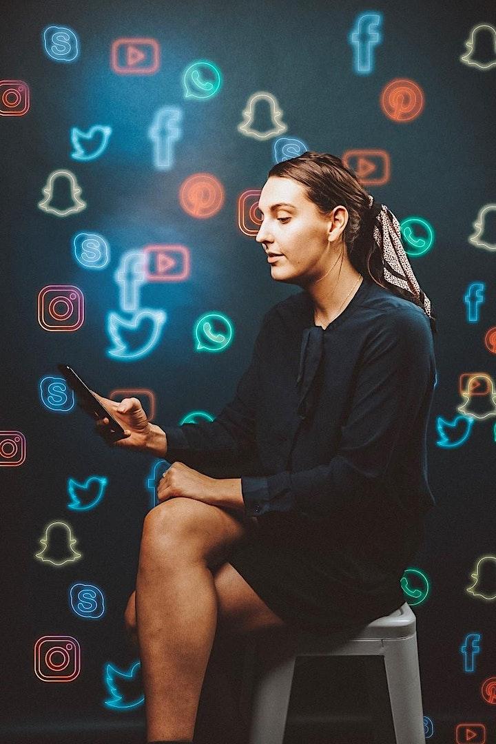 Smart Arts 2020: Social Media for Creatives image