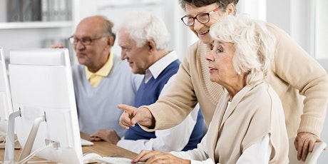 Tech Savvy Seniors: Introduction to Online Banking tickets