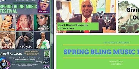 Spring Bling Music Festival tickets