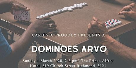 Dominoes Arvo tickets