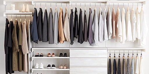 Get Organized! Closet Edition