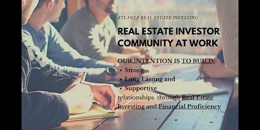 ATLANTA REAL ESTATE COMMUNITY OF INVESTORS