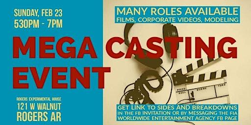 Mega Casting Event