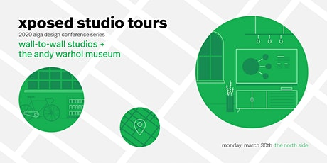 Conference Studio Tours: Wall-to-Wall Studios + the Andy Warhol Museum tickets