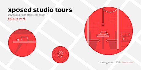 Conference Studio Tours: THIS IS RED tickets