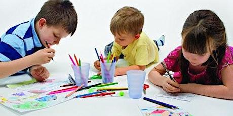 Taller de Dibujo para Niños de 3 a 12 años entradas