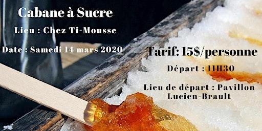 Cabane a sucres  Chez Ti-Mousse