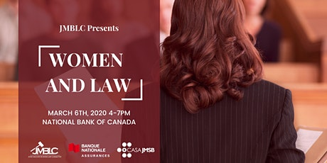 Women and Law tickets