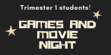 Games and Movie Night - JMC Brisbane tickets