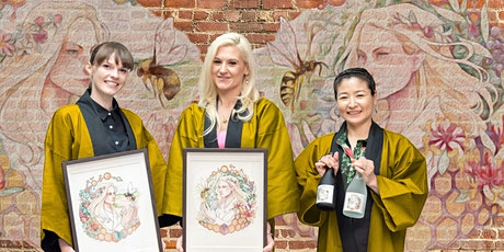 Sake Tasting+ Food: 日本酒の試飲会『アン』日本酒プロジェクトリリースパーティー tickets