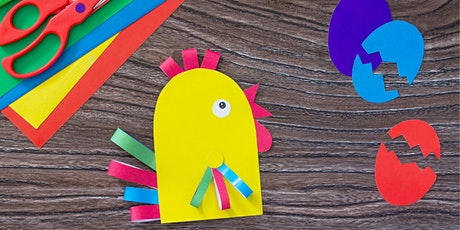 Easter Craft  (6 to 8 years) at Carlingford Library tickets