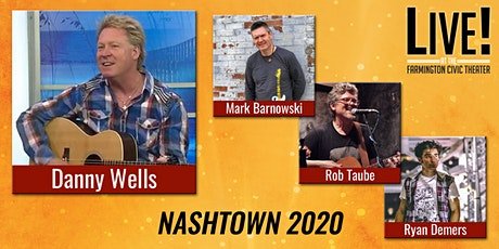 LIVE! - Nashtown Songwriters Round 2020 tickets