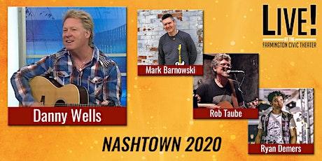 LIVE! - Nashtown Songwriters Round 2020 tickets