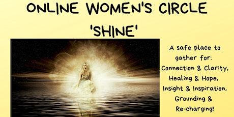 Online Women's Circle tickets