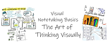 Visual Notetaking Basics (for adults) - Hobart tickets