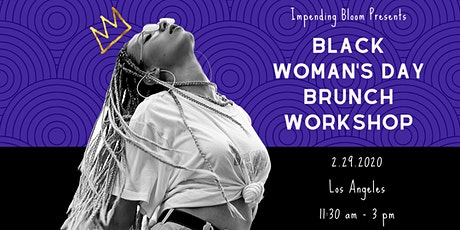 Black Women's Day Brunch Workshop tickets