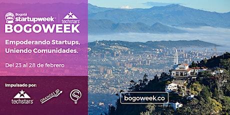 Techstars Startup Week Bogotá  2021 billets