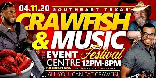 SE Texas Crawfish & Music Festival