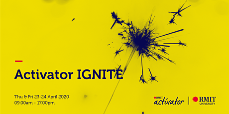 IGNITE - 2 day intensive for budding entrepreneurs tickets