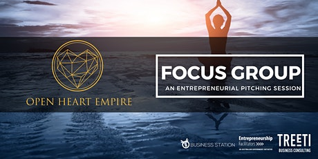Focus Group / Pitching Session - Open Heart Empire tickets