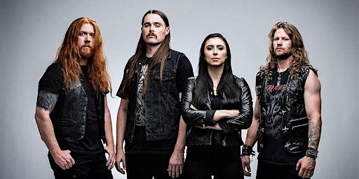 Unleash The Archers / War Of Ages / Convictions at Olympic