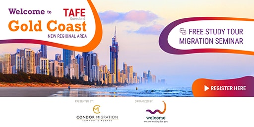 STUDY TOUR MIGRATION SEMINAR AT THE GOLD COAST