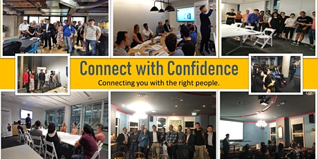 ENTREPRENEUR WORKSHOP -  Connect with Confidence and Build Instant Rapport tickets