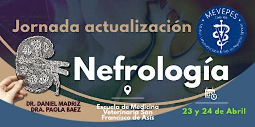 Jornada de actualización en Nefrología