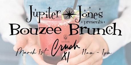 Jupiter Jones Presents - Bouzee Brunch w/Don Q - Crush XI tickets