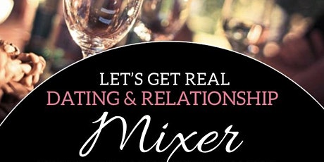 Dating and Relationship Mixer tickets