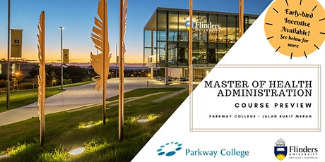 Master of Health Administration (MHA) Course Preview tickets