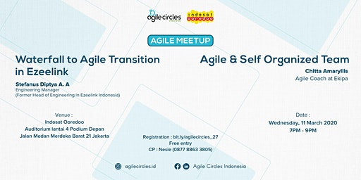 Agile Transition and Self Organized Team